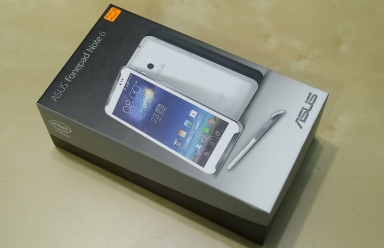 Review Spesifikasi Asus Fonepad Note 6 16gb
