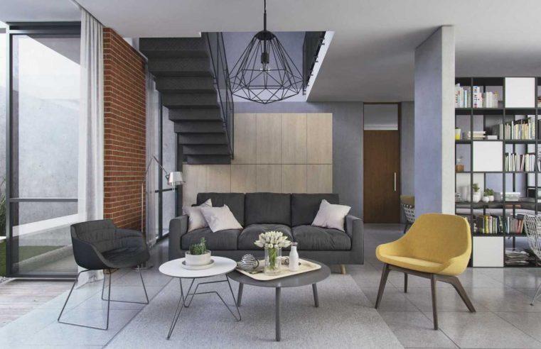 Perabot yang Cocok untuk Rumah Modern Minimalis