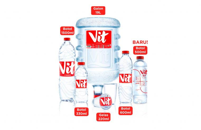 Air Mineral Murah Paling Recommended Buat Keluarga