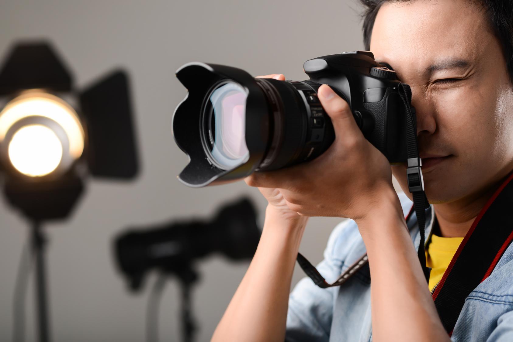 Menjadi Spesialis di Bidang Fotografi / Videografi Dengan Mengikuti Pelatihan Prakerja Gelombang 18